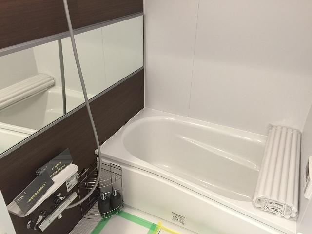 桜上水山森マンション バスルーム