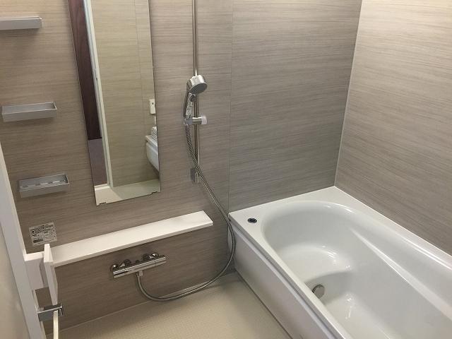 東京マスタープレイス バスルーム