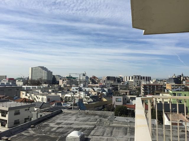 カサベルド富士見 眺望