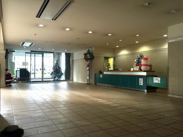 東京マスタープレイス エントランスホール
