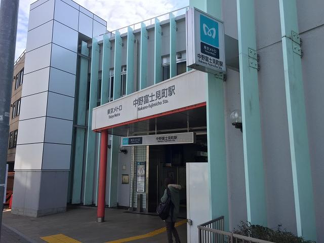 カサベルド富士見 中野富士見町駅
