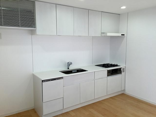 ガーデンコート成城UNITED CUBES キッチン