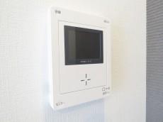 セブンスターマンション大森 TVモニター付きインターホン