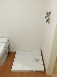 ガーデンコート成城UNITED CUBES 洗濯機置場