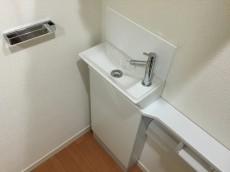 ガーデンコート成城UNITED CUBES トイレ