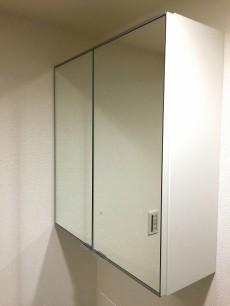 ガーデンコート成城UNITED CUBES トイレ収納