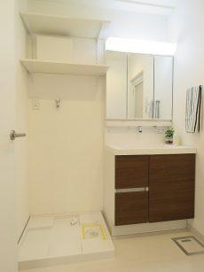 ブリリアンス五反田 洗面室