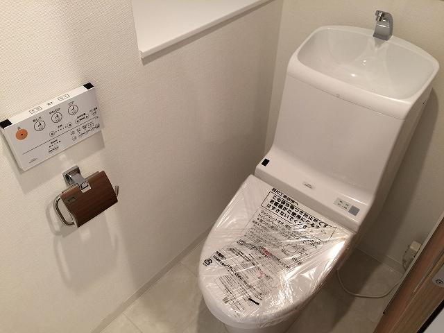 西荻ニュースカイマンション トイレ