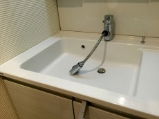 赤坂コーポ 洗面台