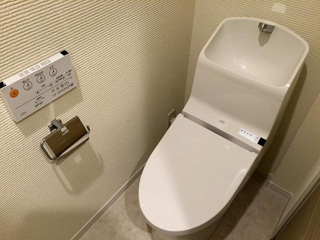 赤坂コーポ トイレ