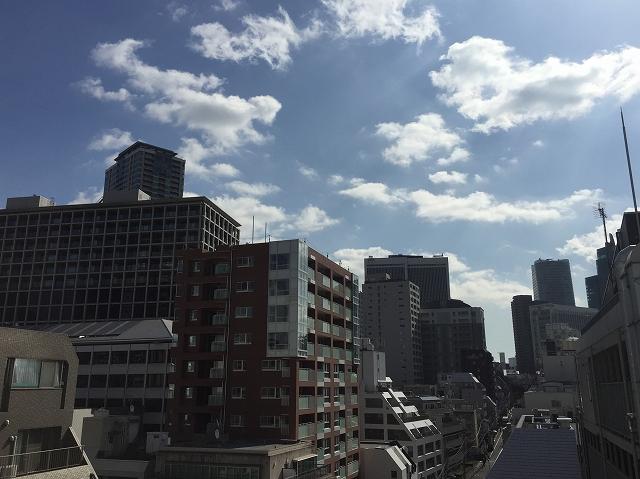 赤坂コーポ 眺望
