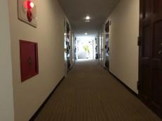 トーア高輪ガーデン 内廊下