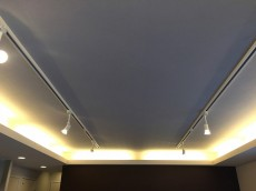 トーア高輪ガーデン リビングダイニングキッチン照明
