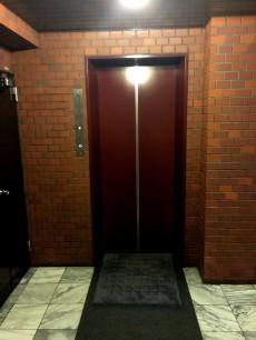 マルモール代々木 エレベーター