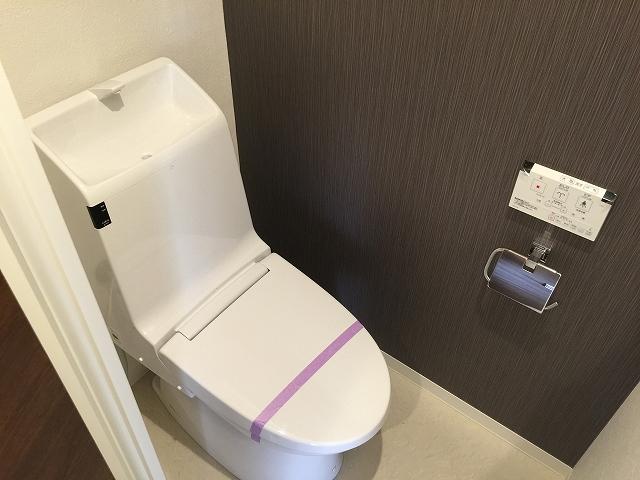 六本木ハイツ トイレ