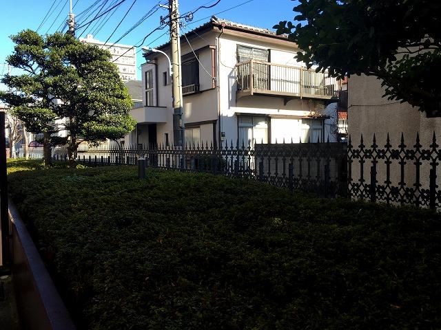 ライオンズマンション八幡山 テラス