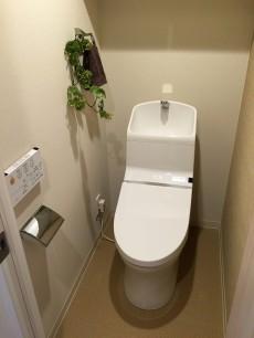 ガーデン堀ノ内住宅 トイレ