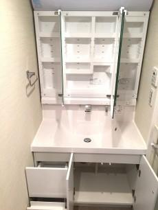 グランドベイス世田谷ガーデン 洗面台