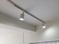 柿の木坂パレス キッチン照明