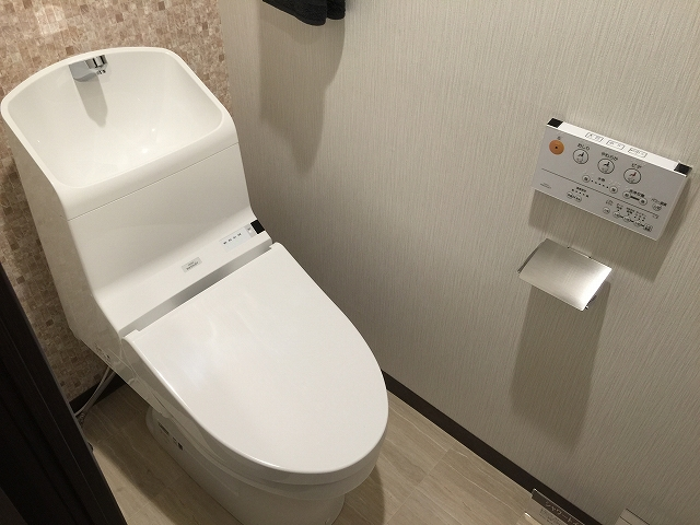 グローリア後楽園 トイレ
