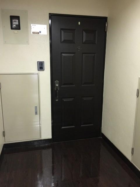 アルカディア経堂 玄関ドア