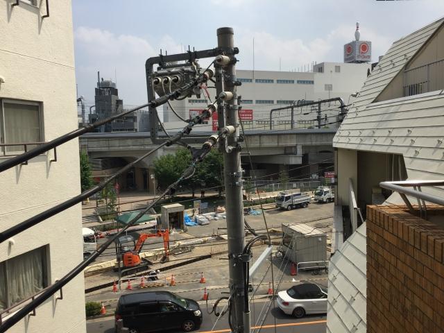 アルカディア経堂 眺望