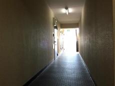 サンハイツ永福町 内廊下
