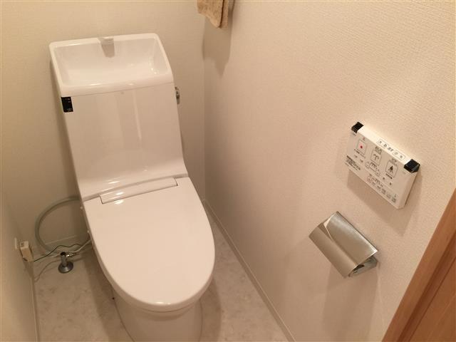 サンハイツ永福町 トイレ