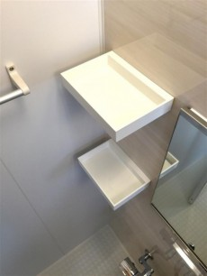 ドルメン五反田 バスルーム