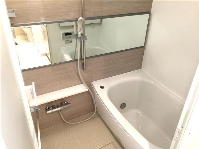 パシフィック白金台 バスルーム