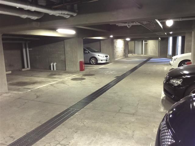 パシフィック白金台 駐車場