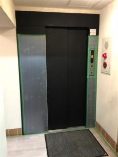 パシフィック白金台 エレベーター