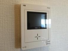 成宗マンション TVモニター付きインターホン