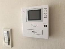 玉川サンケイハウス TVモニター付きインターホン