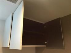中野ハイネスコーポ 洗濯機置場収納