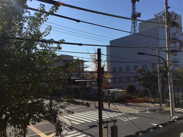 中野ハイネスコーポ 眺望