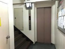 中野坂上マンション エレベーター