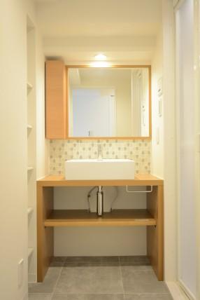 ニックハイム中目黒 洗面・浴室