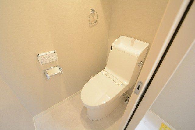 田園調布スカイマンション トイレ