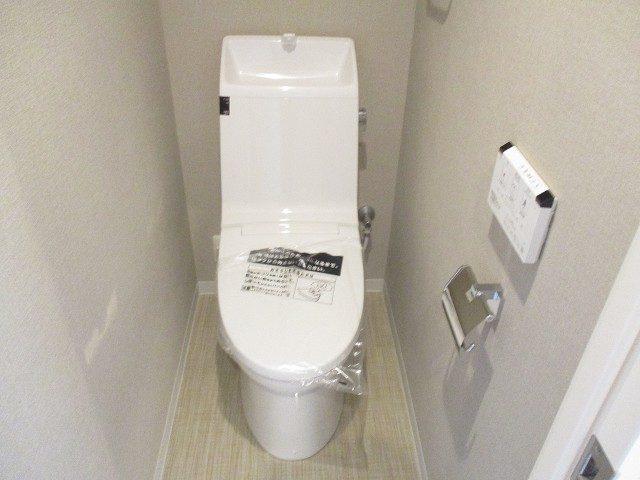 マンション雅叙園 トイレ