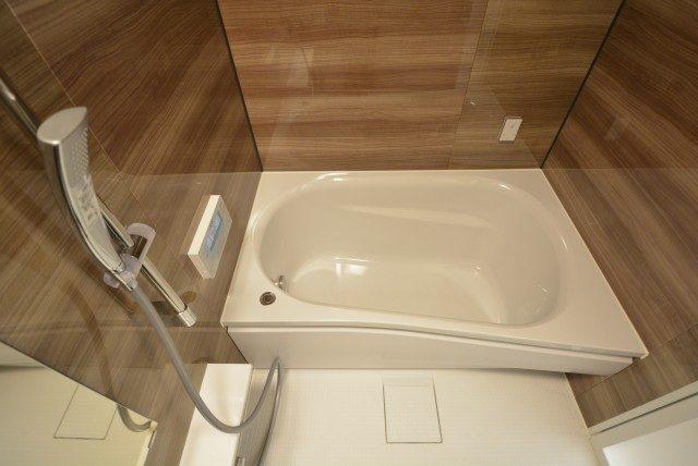 クレール三田 浴室
