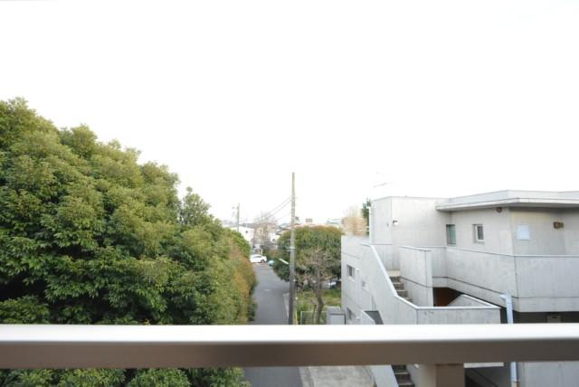 クリオ八幡山壱番館 バルコニー