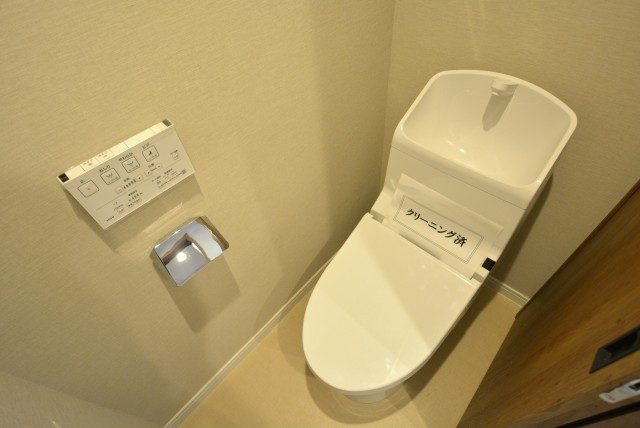 クレール三田 トイレ