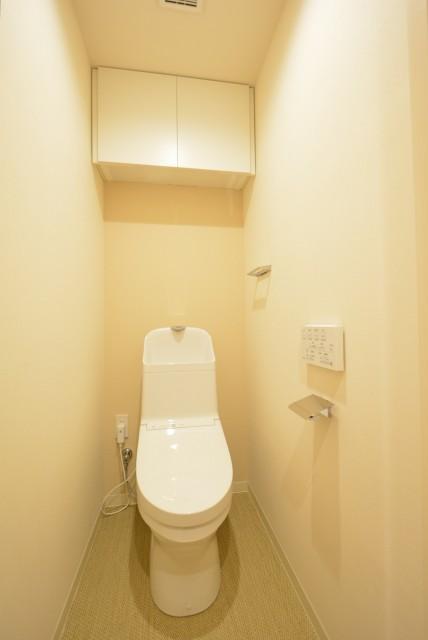 中野方南町グランドハイツ トイレ