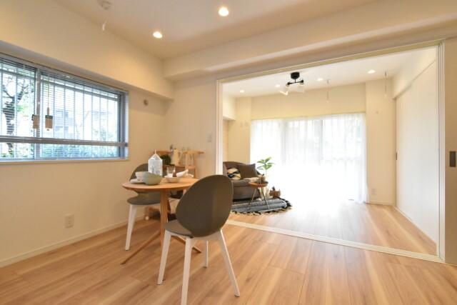 大井町ハイツ LDK+洋室1