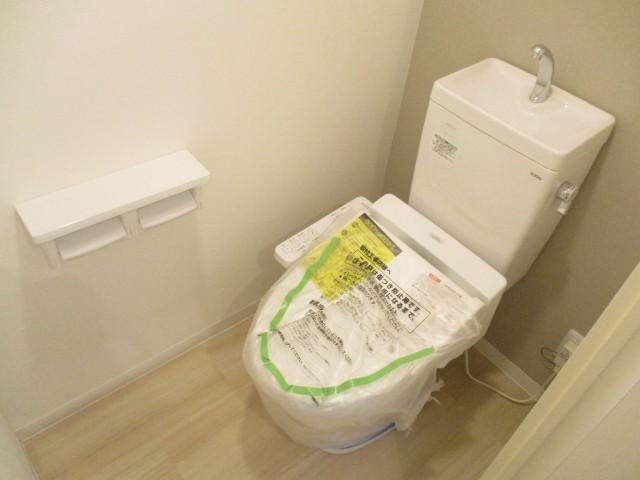 目白ガーデニア (39)トイレ