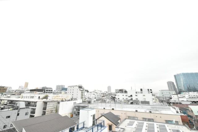 マイキャッスル大井町Ⅱ バルコニー