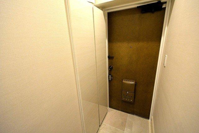 ライオンズマンション上北沢502号室 玄関 (2)