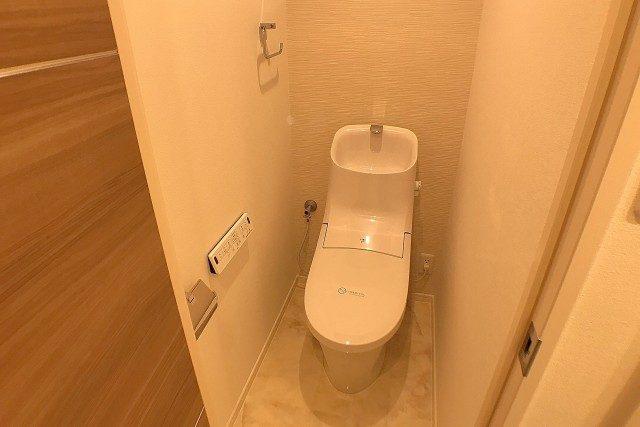 ラフィネ東銀座 トイレ