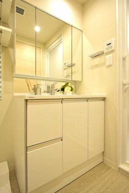 ライオンズマンション小石川植物園 洗面室